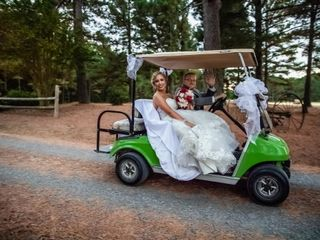 The wedding of Brittani and Clay Taylor 2