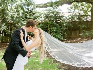 The wedding of Cassie and Austin
