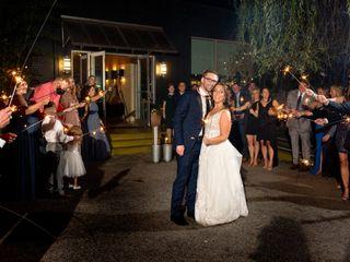 The wedding of Laura Beth and Josh 1