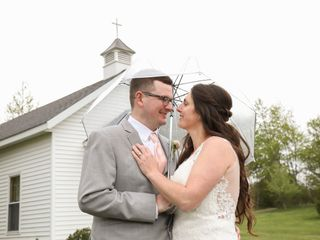 The wedding of Alyssa and Gerrid