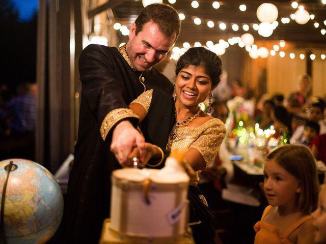 Antoine and Sharanya's Wedding in Catskill, New York 1