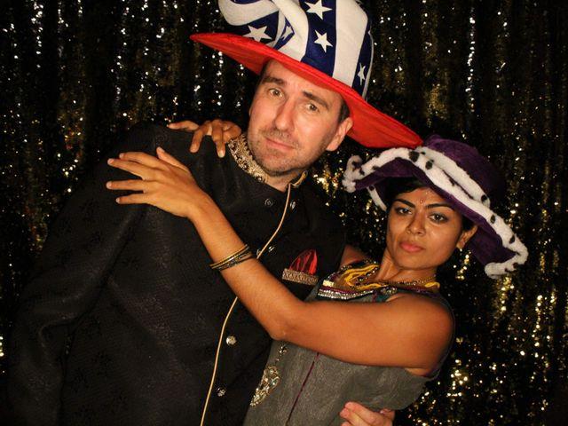 Antoine and Sharanya's Wedding in Catskill, New York 30