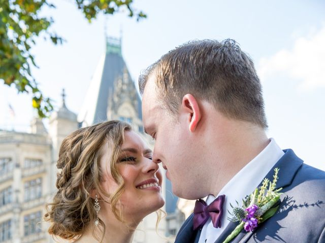 Daniel and Chelsea's Wedding in Asheville, North Carolina 1