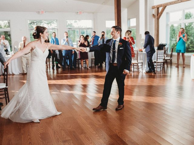Michael and Mariel's Wedding in New Hope, Pennsylvania 10