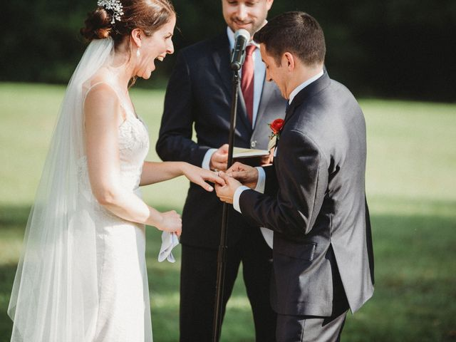 Michael and Mariel's Wedding in New Hope, Pennsylvania 14