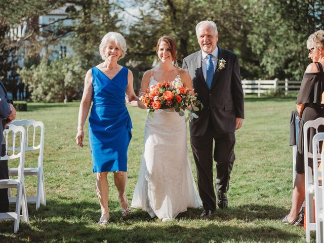Michael and Mariel's Wedding in New Hope, Pennsylvania 18