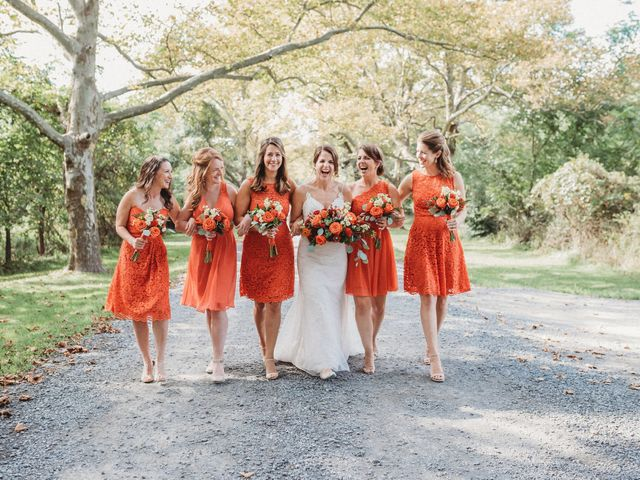 Michael and Mariel's Wedding in New Hope, Pennsylvania 27