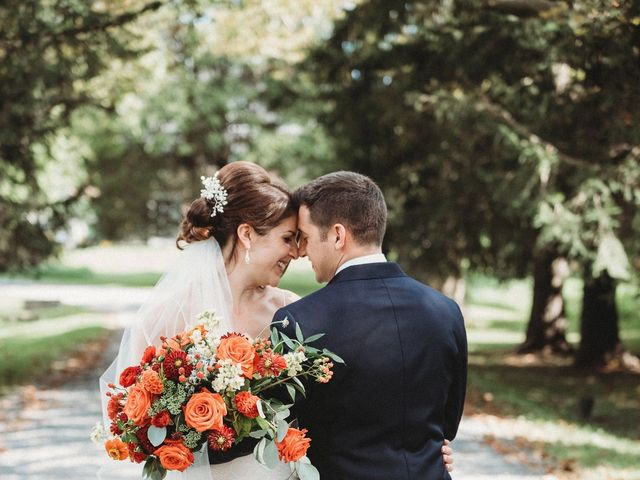Michael and Mariel's Wedding in New Hope, Pennsylvania 33