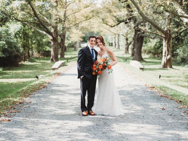 Michael and Mariel's Wedding in New Hope, Pennsylvania 37