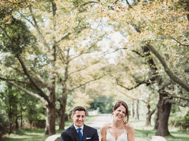 Michael and Mariel's Wedding in New Hope, Pennsylvania 39