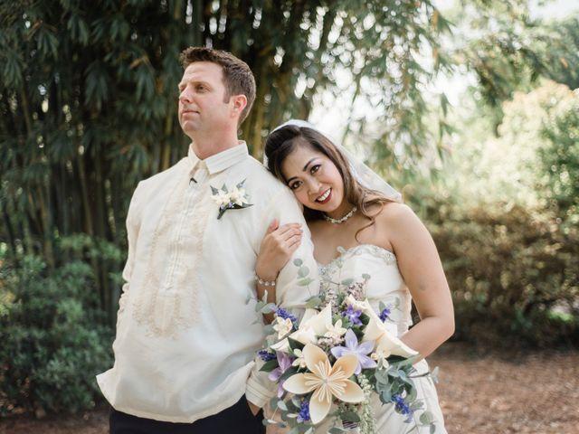 The wedding of Elen and Bryan