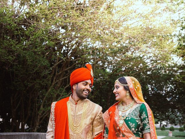 Vishal and Yesha's Wedding in Charlotte, North Carolina 5