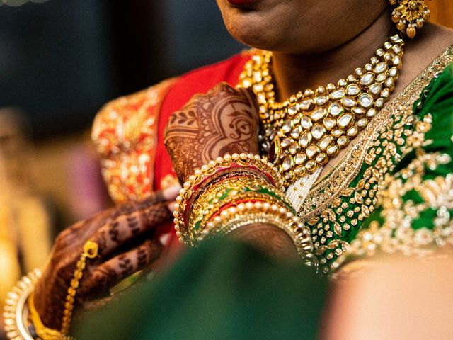 Vishal and Yesha's Wedding in Charlotte, North Carolina 8