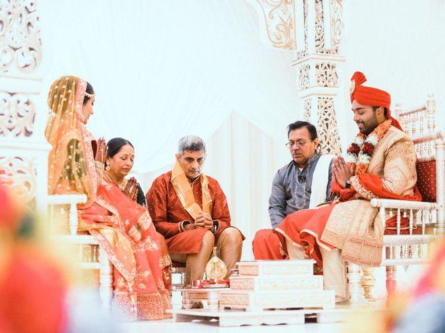 Vishal and Yesha's Wedding in Charlotte, North Carolina 12