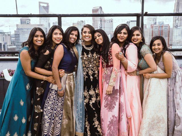 Vishal and Yesha's Wedding in Charlotte, North Carolina 15