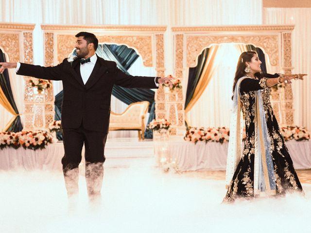 Vishal and Yesha's Wedding in Charlotte, North Carolina 17