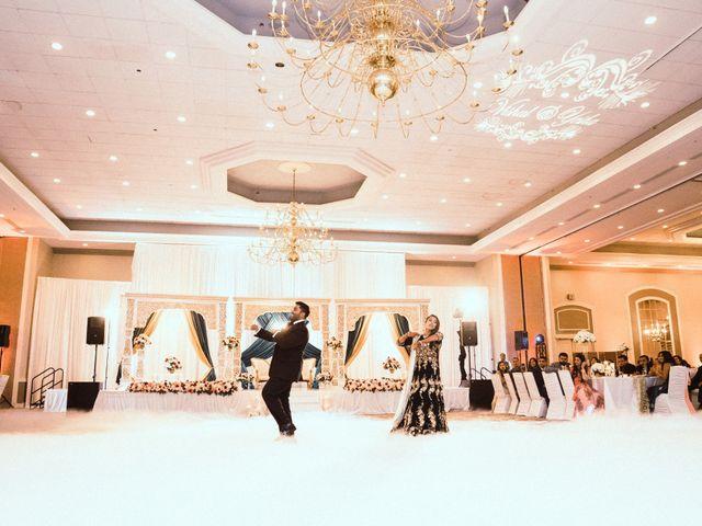 Vishal and Yesha's Wedding in Charlotte, North Carolina 18