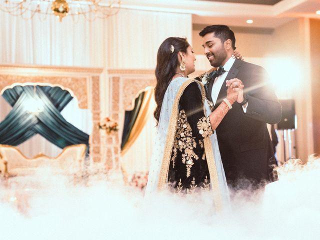 Vishal and Yesha's Wedding in Charlotte, North Carolina 19