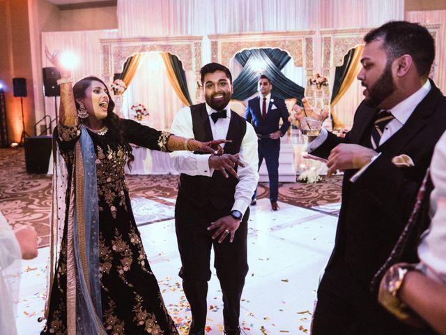 Vishal and Yesha's Wedding in Charlotte, North Carolina 20