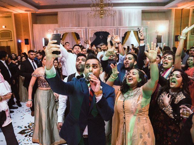 Vishal and Yesha's Wedding in Charlotte, North Carolina 21