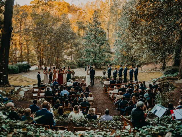 Jack and Taylor's Wedding in Newnan, Georgia 5