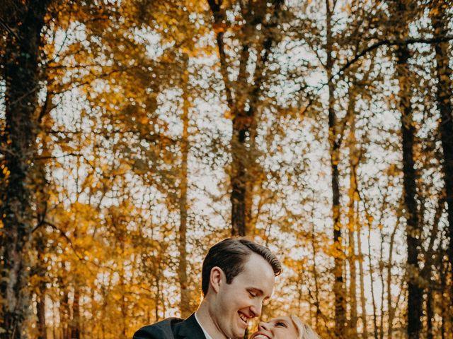 Jack and Taylor's Wedding in Newnan, Georgia 9