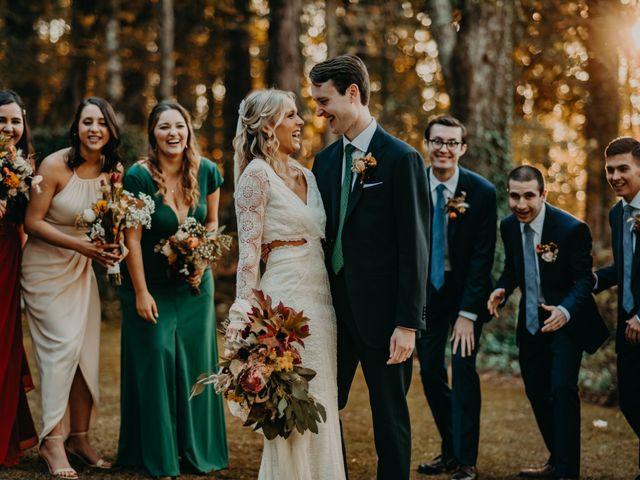 Jack and Taylor's Wedding in Newnan, Georgia 16