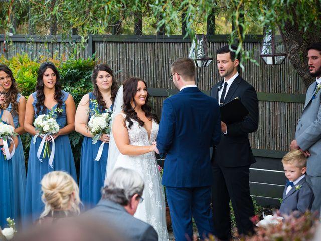 Josh and Laura Beth's Wedding in Greenville, South Carolina 11