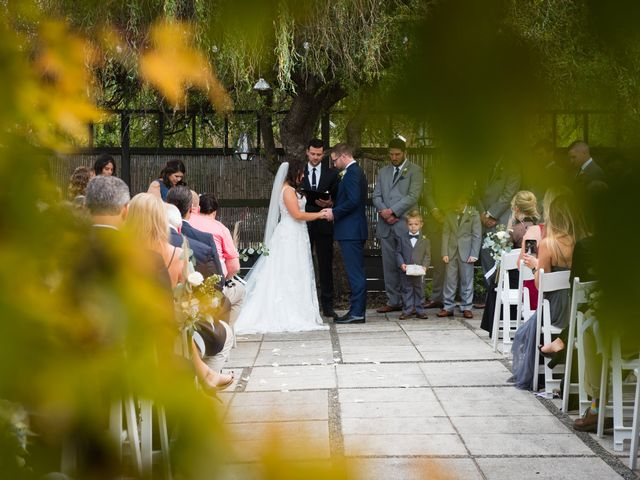 Josh and Laura Beth's Wedding in Greenville, South Carolina 12