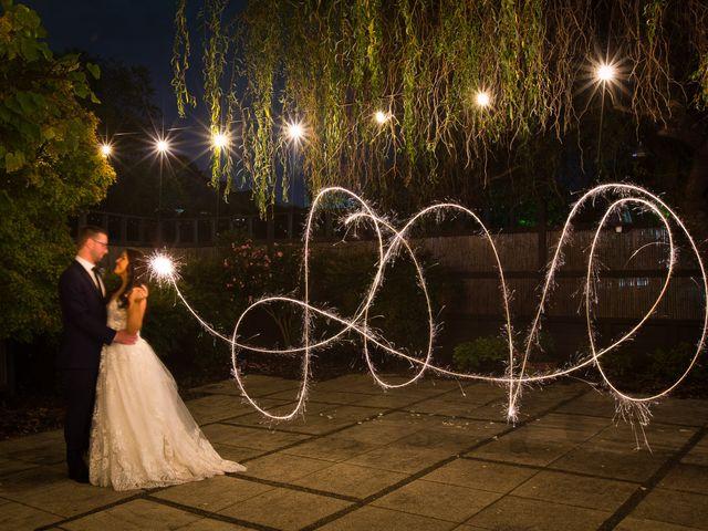 Josh and Laura Beth's Wedding in Greenville, South Carolina 26