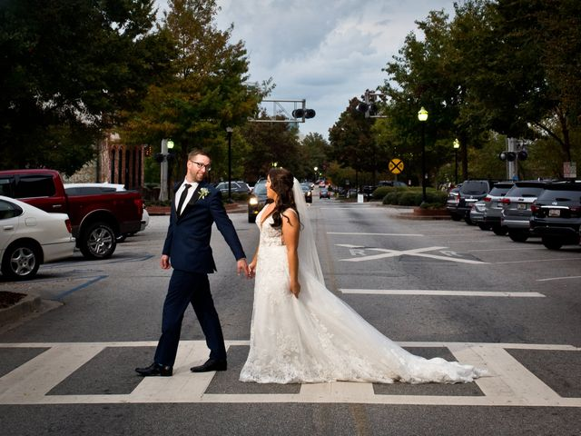 Josh and Laura Beth's Wedding in Greenville, South Carolina 28