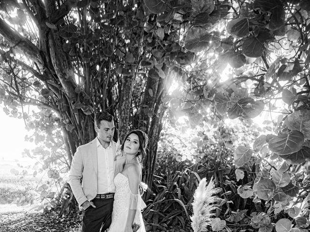Jake and Emma's Wedding in Siesta Key, Florida 7