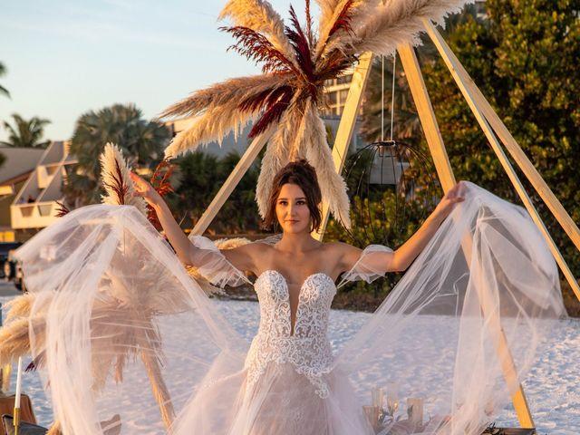 Jake and Emma's Wedding in Siesta Key, Florida 8
