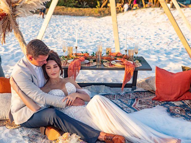Jake and Emma's Wedding in Siesta Key, Florida 1