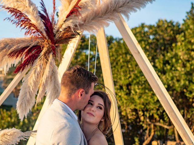 Jake and Emma's Wedding in Siesta Key, Florida 9