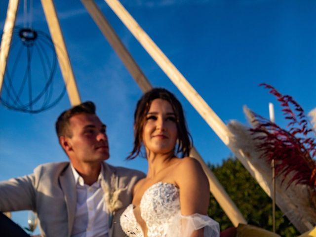 Jake and Emma's Wedding in Siesta Key, Florida 11