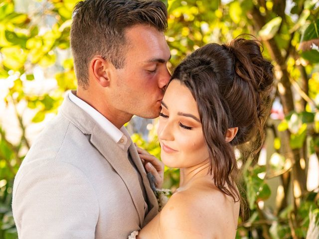 Jake and Emma's Wedding in Siesta Key, Florida 13