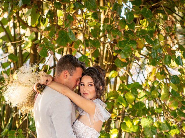 Jake and Emma's Wedding in Siesta Key, Florida 14