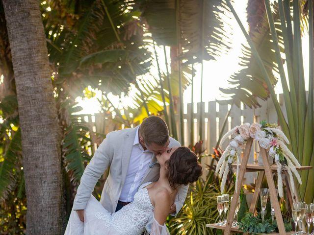 Jake and Emma's Wedding in Siesta Key, Florida 17