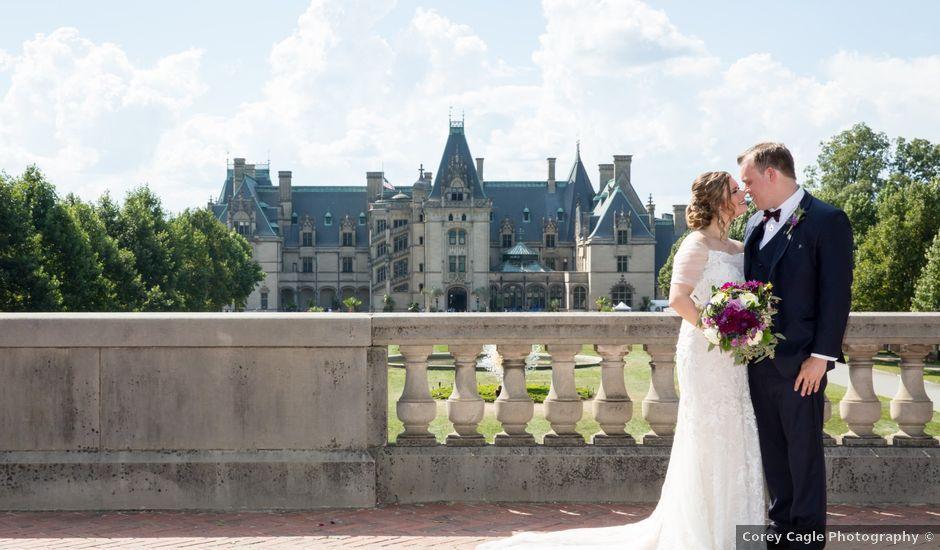 Daniel and Chelsea's Wedding in Asheville, North Carolina