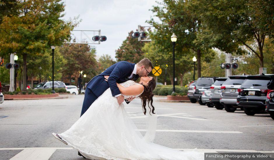 Josh and Laura Beth's Wedding in Greenville, South Carolina