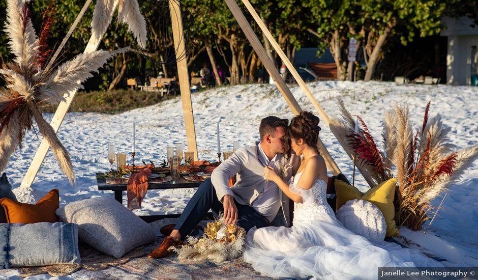 Jake and Emma's Wedding in Siesta Key, Florida