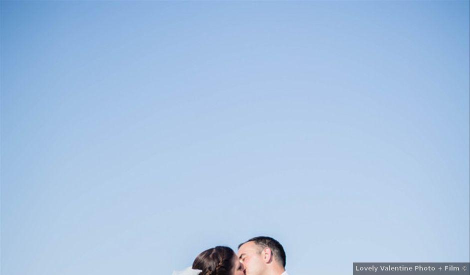 Elizabeth and Mike's Wedding in Narragansett, Rhode Island