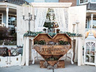 Lynndon and Julia's Wedding in El Cajon, California 3