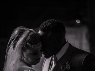 The wedding of Briana and Isaiah 1