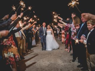 The wedding of Chris and Lauren 2