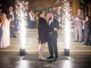 The wedding of Rachel and Chris 1