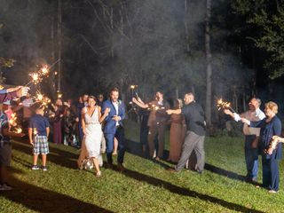 The wedding of Rebecca and Nick 3