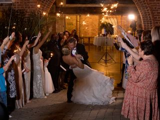 The wedding of Janna and Mark 1