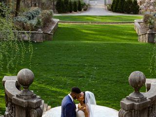 The wedding of Shacori and Brandon 1